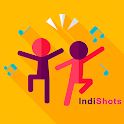 IndiShots - Truly Indian Short Video App icon