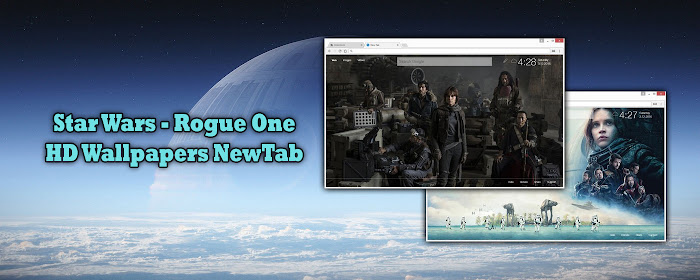 Star Wars Rogue One HD Wallpapers New Tab