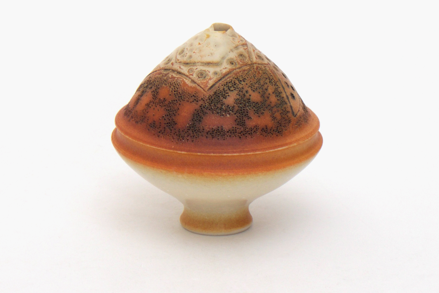 Geoffrey Swindell Miniature Ceramic Form 03