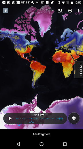 Storm Radar with NOAA Weather (Unreleased) app (apk) free download for Android/PC/Windows screenshot
