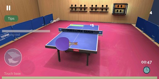Télécharger Gratuit Table Tennis ReCrafted! APK MOD (Astuce) screenshots 5