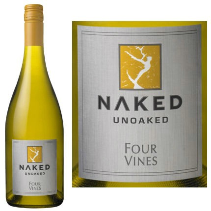 Logo for Naked Chardonnay