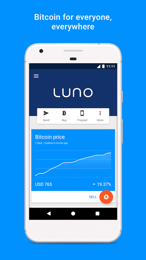 Sell Bitcoin To Credit Card >> Luno Bitcoin Wallet - Android Apps on Google Play