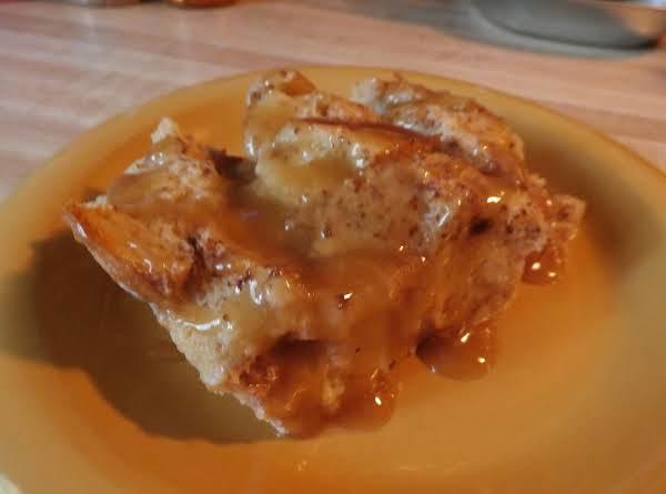 Bread & Butter Pudding Recipe