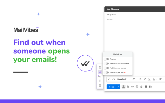 Email Tracking for Gmail by MailVibes