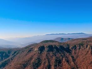 Photo: Black Mountain Range