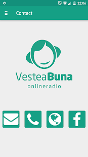 Radio Vestea Buna- screenshot thumbnail