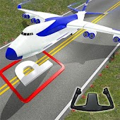 Airplane Parking Sim 3D