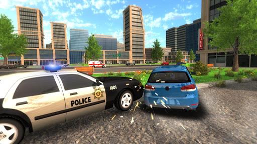 Crime Car Driving Simulator 1.02 screenshots 6