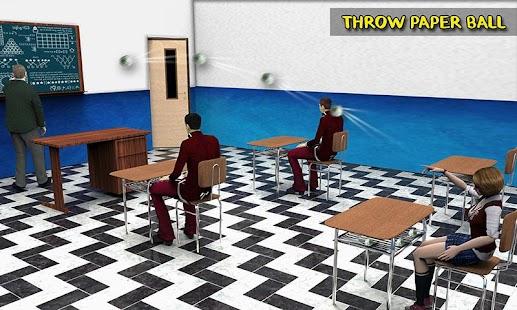 City High School Gangster Revenge: Evil Teacher - náhled