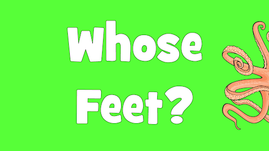 Whose Feet- screenshot thumbnail