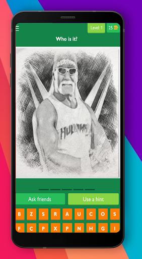 WRESTLING SUPER STAR WWE FREE  captures d'écran 1