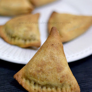 Vegan Baked Samosas Recipes