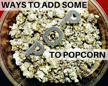 Ways To Add Some Pop To Popcorn Recipe