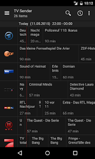 TVHClient- screenshot thumbnail