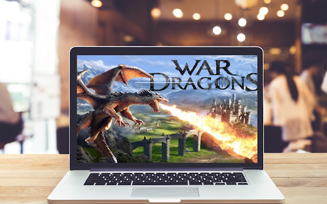 War Dragons HD Wallpapers Game Theme