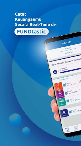 FUNDtastic - Aplikasi Keuangan Pribadi Preview 0