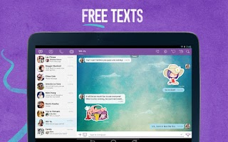 Screenshot of Viber