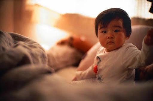 Để mẹ không phải thức trắng vì giấc ngủ của con