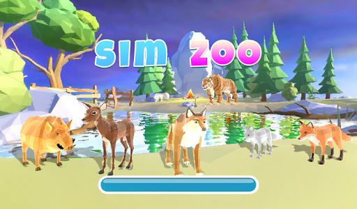 Sim Zoo - Wonder Animal 1.1.0 screenshots 21