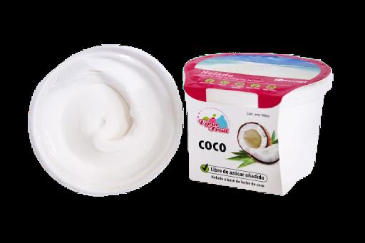 helado vegano coco 500 ml