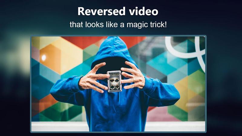 Reverse Movie FX - magic video Screenshot 10
