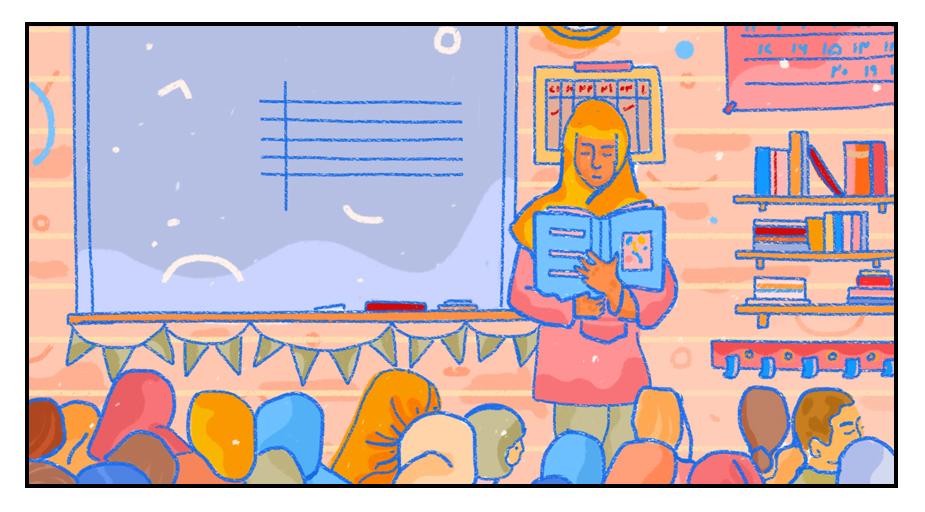 Google-Doodle Weltfrauentag