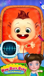 New Born Baby Care & Dressup! v2.0.0