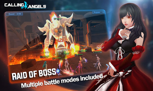Mod Game Calling of Angels for Android