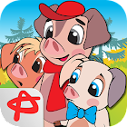 Three Little Pigs: Free Book icon