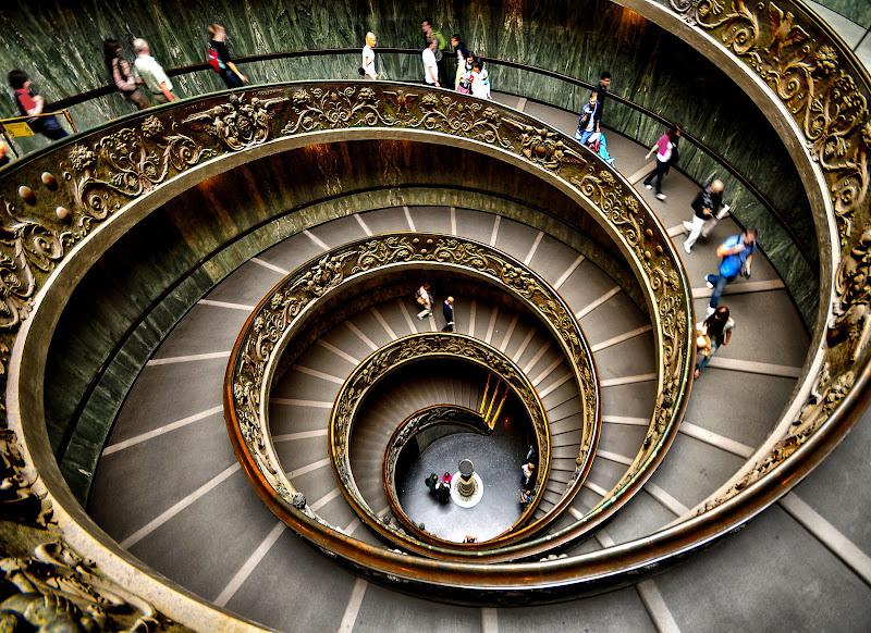 Rotondità ai Musei Vaticani di Diana Cimino Cocco