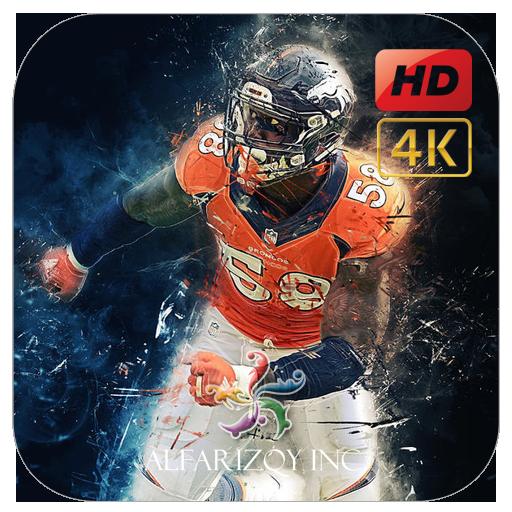App Insights: Von Miller Wallpaper NFL