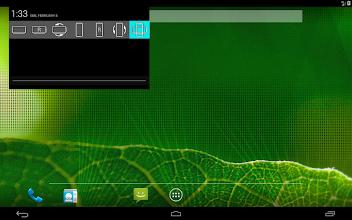 control screen rotation screenshot thumbnail