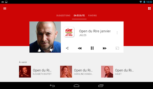 Rire & Chansons Radio Screenshot 18