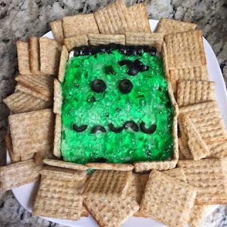A Simple, Frank Halloween Appetizer.