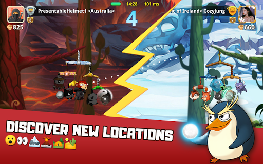 Critter Clash: Monkey Slingshot Battle Game image | 16