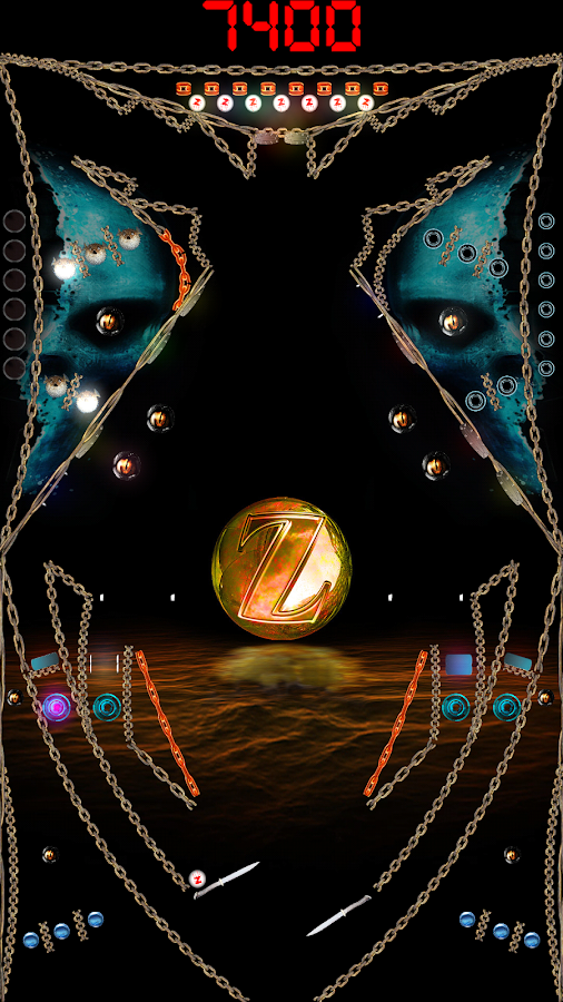 Z-Pinball- screenshot
