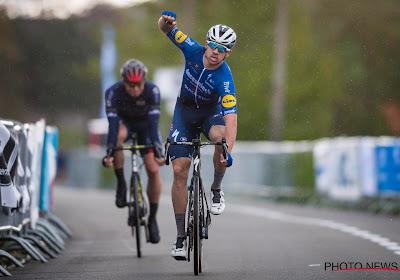Colombiaanse sprinter van Deceuninck-Quick.Step pakt in Tour de l'Ain eerste zege van het jaar