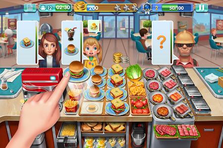 cooking fever v1.1.2 unlimited coins gems .apk