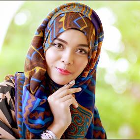 Smile  by Rose Malia II - People Portraits of Women