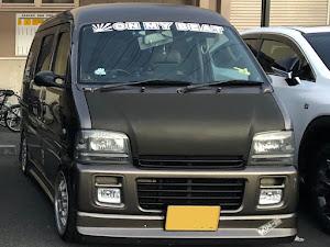 エブリイワゴン DA62W H16 ジョイポップターボ 地域限定車のボディのカスタム事例画像 はっぴぃさんの2019年01月20日06:39の投稿