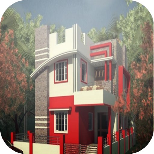 Home exterior ideas creative android apps on google play for Home outside design app