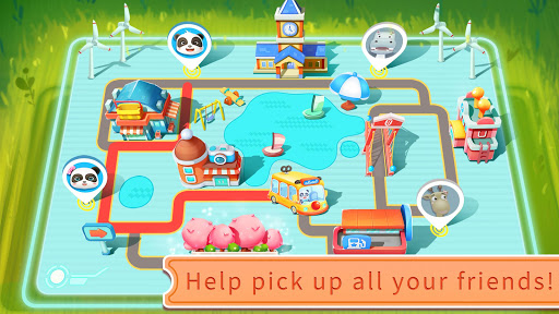 Baby Pandau2019s School Bus - Let's Drive! cheat screenshots 2