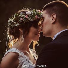 Wedding photographer Monika Kutkowska (fotokutkowska). Photo of 17.10.2018
