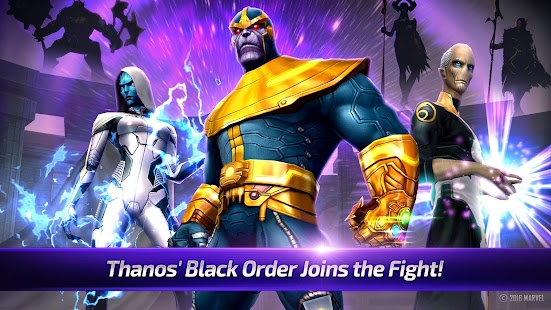 how to play marvel avengers alliance on android