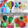 DIY Easy Paper Craft Ideas icon
