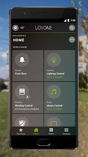 Loxone Smart Home - náhled