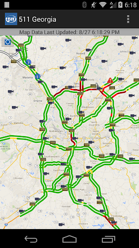 511 Georgia Atlanta Traffic Apps On Google Play