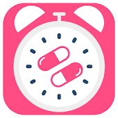 Contraceptive pill reminder Icon