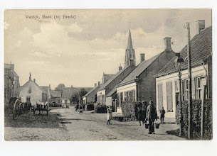 Photo: 1920-1925 Valdijk op de Beek (toen nog bij Pincenhage)